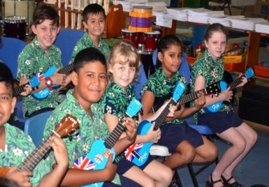 International School Suva, Fiji