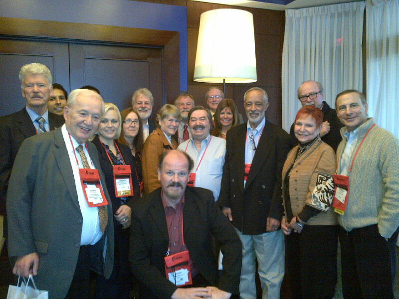 <p><strong>Seated Front Center</strong>: Dr. Peter T. Batemen</p>