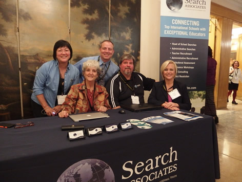 From left to right: Laurie Williams, <a href=&quot;http://www.searchassociates.com/associates/diana-kerry/&quot;>Diana Kerry</a>, Rob Snyder, <a href=&quot;http://www.searchassociates.com/associates/michael-williams/&quot;>Michael Williams</a>, and <a href=&quot;http://www.searchassociates.com/associates/jessica-d-magagna/&quot;>Jessica Magagna</a>