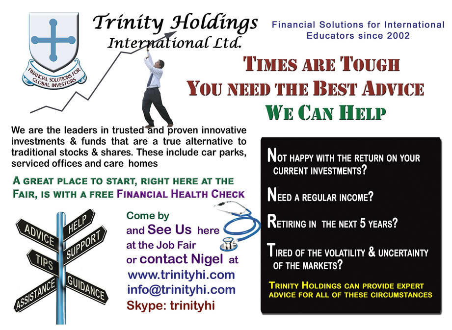Trinity Holdings International Ltd