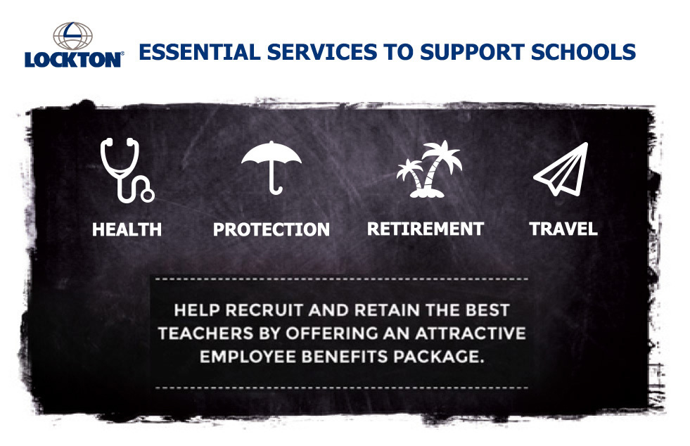 Lockton - Essential Services to Support Schools